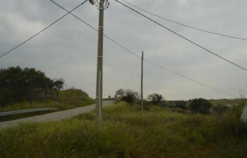 Castro Marim, Terreno