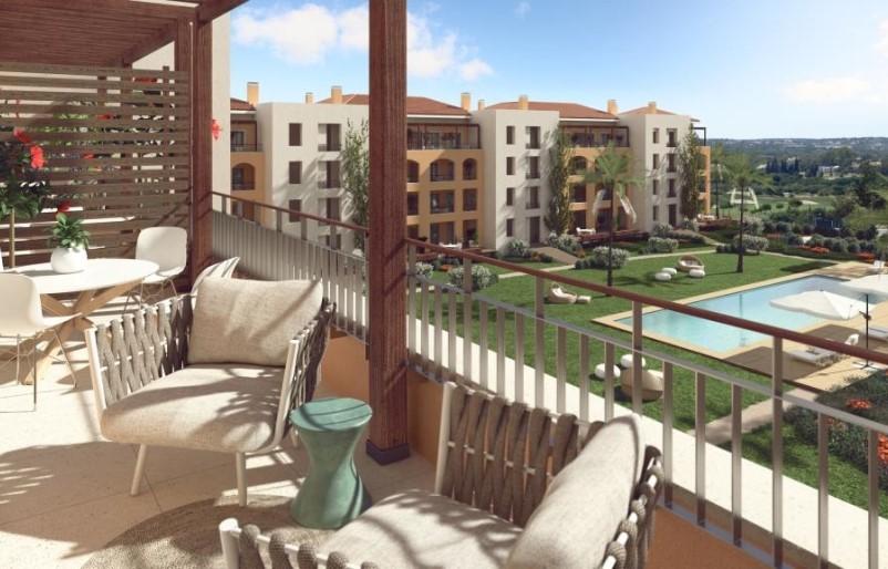 Apartamento Penthouse  T1 em Vilamoura