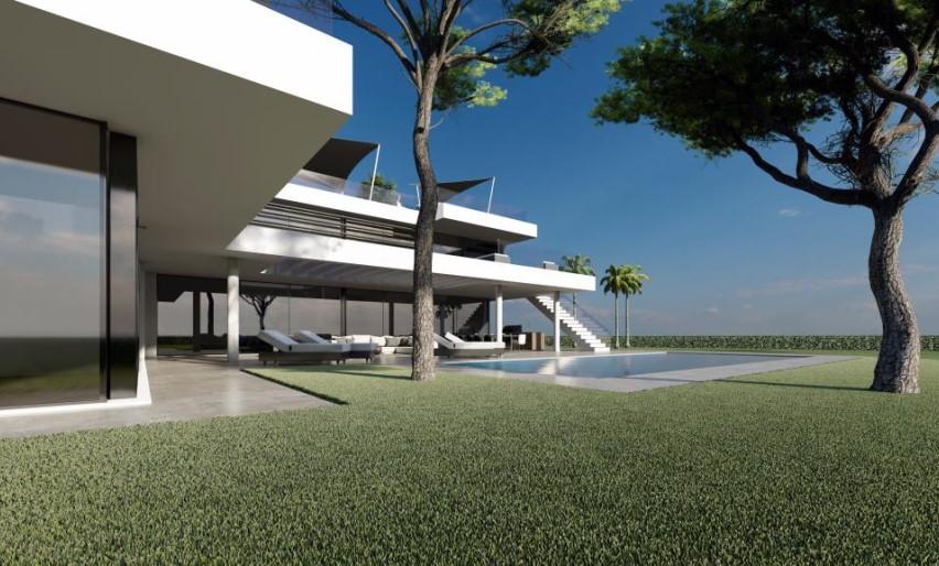 Excelente moradia em construção 4+1 quartos na  Encosta do Lago